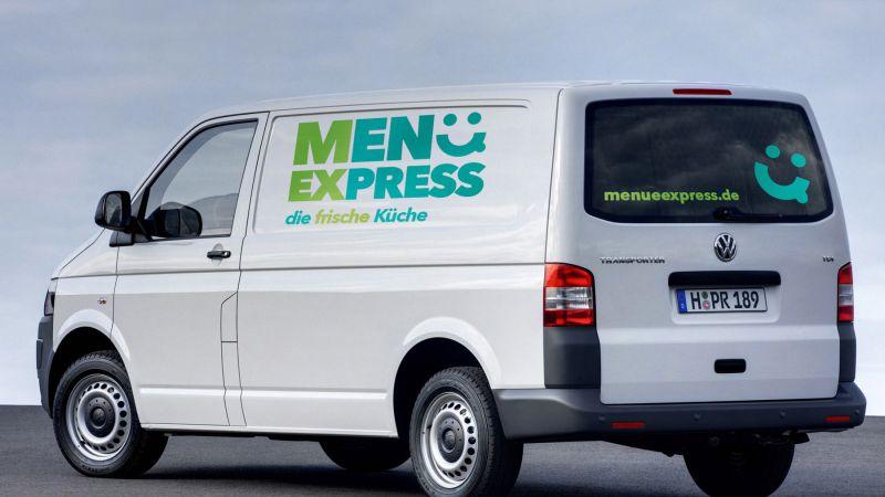 Autofolierung – Menü Express GmbH